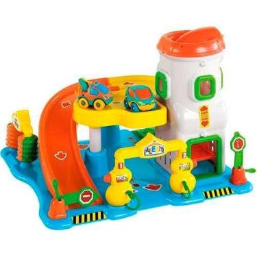Imagem de Brinquedo Posto De Gasolina Car Center Calesita 470