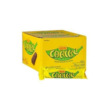 Chocolate Caribe Caixa 30unx28g Garoto