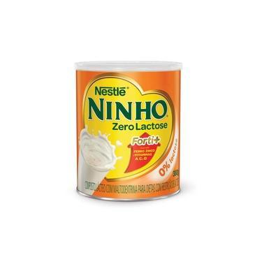 Imagem de Leite em Pó Ninho Zero Lactose 380g - Nestlé