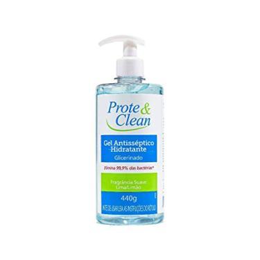 Álcool Gel Antisséptico Hidratante Prote&clean 500ml