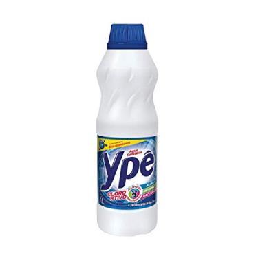 Água Sanitária Ypê 1 Litro, Ypê, Branco, 1L