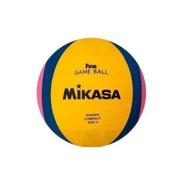 Bola de Pólo Aquático Mikasa Size 4