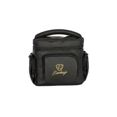 Imagem de Bolsa Térmica Fitness Master Everbags Black Ouro