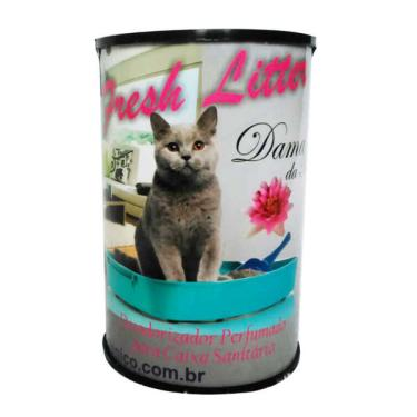 Desodorizador Easy Pet & House Fresh Litter Dama - 150 g