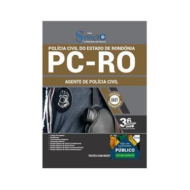 Imagem de Apostila Concurso Pc Ro - Agente Polícia Civil