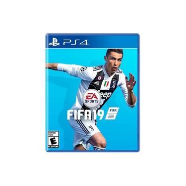 Jogo PS4 - FIFA 2019 - EA Sports - Sony