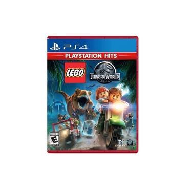 Lego Jurassic World Playstation Hits - Ps4