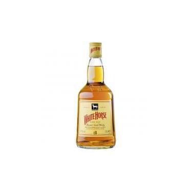 Whisky Escocês 8 anos Garrafa 500ml - White Horse -