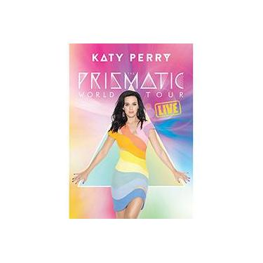 DVD - Katy Perry: The Prismatic World Tour Liove
