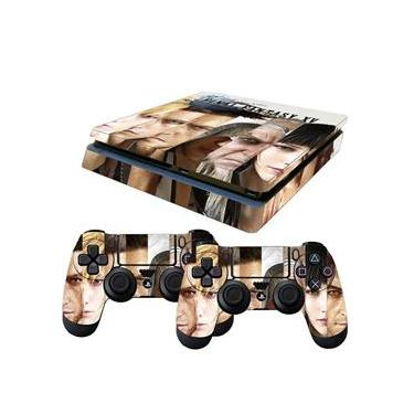 Skin PS4 Slim Final Fantasy XV