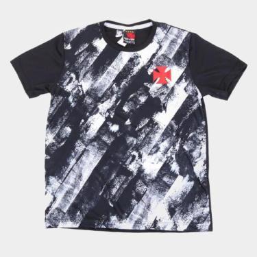 Camisa Infantil Vasco Fold - Braziline