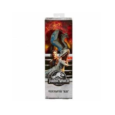 Velociraptor Blue Jurassic World Dino Rivals - Mattel FNY41
