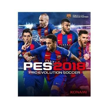 Jogo - PES 2018 PS3