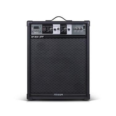 Caixa Multiuso MF800 APP 120W Preta 31236 - Frahm