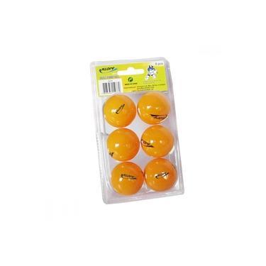 Bola de Ping Pong Klopf 6 unidades 5076