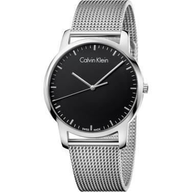 63bb64f2d09 Relógio Calvin Klein K2G2G121 Prata Calvin Klein K2G2G121 masculino