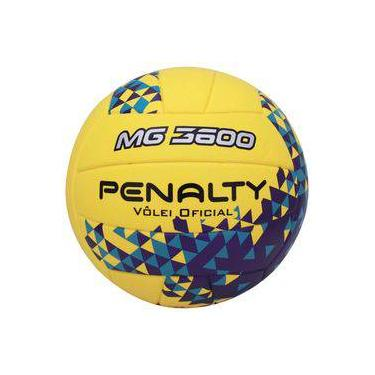 Bola Penalty Vôlei Mg 3600 Fusion Viii a6a157c767098