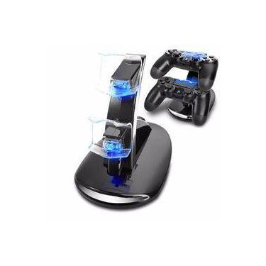 Base Carregador Duplo Arcade P Controle Playstation Ps4