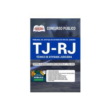 Imagem de Apostila Concurso Tj Rj - Técnico De Atividade Judiciária