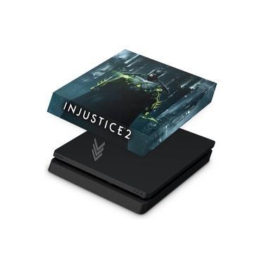 Capa Anti Poeira para PS4 Slim - Injustice 2