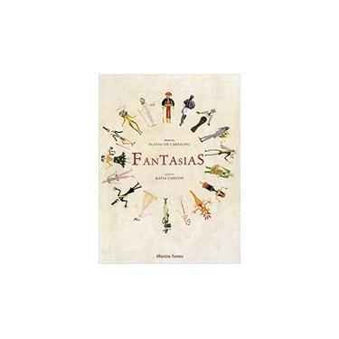Fantasias - Carvalho, Flávio De - 9788533620476