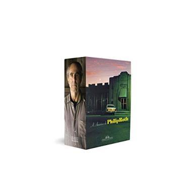 A América De Philip Roth (Caixa Com Dois Volumes) - Roth, Philip - 9788535931624