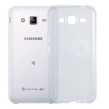 Capa para Celular Transparente Samsung Galaxy J3 2016