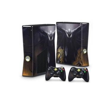 Skin Adesivo para Xbox 360 Slim - Batman