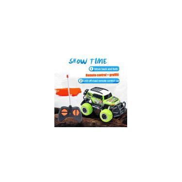Imagem de Controle remoto sem fio Veículo off-road Carro de brinquedo de controle remoto de quatro vias Carro de brinquedo de controle remoto para crianças