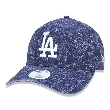 Boné New Era 9Twenty Los Angeles Dodgers - Azul