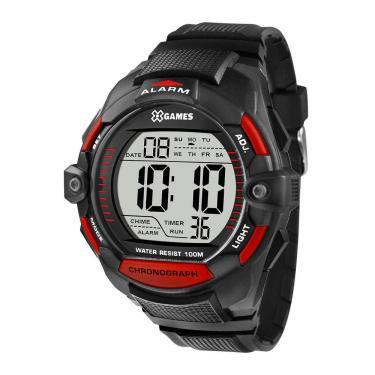 1420e5779ac Relógio Masculino X-Games Digital XMPPD430 BXPX - Preto