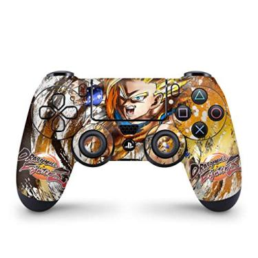 Skin Adesivo para PS4 Controle - Dragon Ball Fighterz