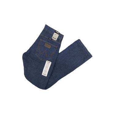 Calça Jeans Wrangler Masculina 100% Algodão Cody 12 Onças Cintura Média.