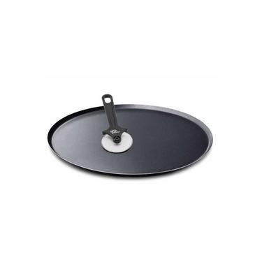 Kit Pizza - Forma 30cm Mais Cortador - Panelux