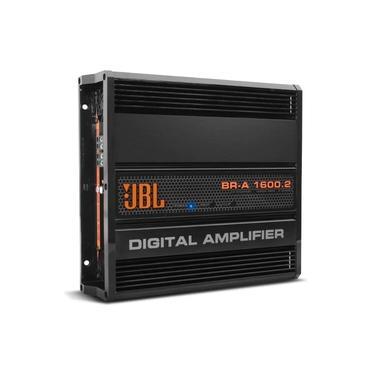 Módulo Amplificador JBL Selenium BR-A 1600.2 1600W RMS 2 Canais 2 Ohms Classe D