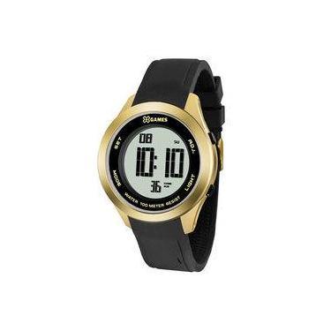 4801047d34d Relógio Digital Feminino X Games Xmppd389 Bxpx Dourado Orient