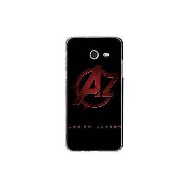 Capa para Galaxy J7 Prime - The Avengers | Os Vingadores Logo 2