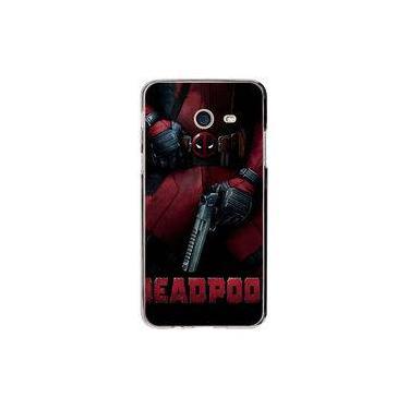 Capa para Galaxy J5 Prime - Deadpool 4