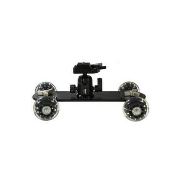 Imagem de Dolly Skate PC-211 para Câmeras DSLR e Filmadoras