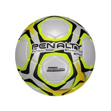Bola Penalty Futebol De Campo Brasil 70 Ix Microfibra Pró