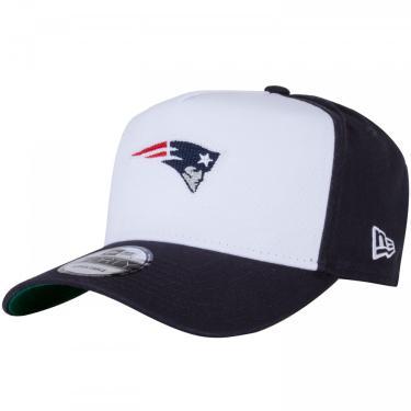 Boné New Era NFL 940 New England Patriots - Snapback - Adulto NFL Unissex
