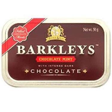 Bala Barkleys Chocolate Mints 50G
