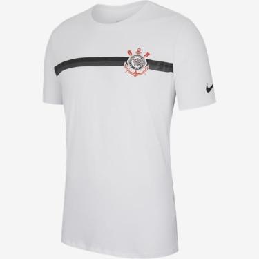 362f8dca61 Camisas de Times de Futebol Casuais Corinthians Nike: Encontre ...