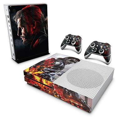 Skin Adesivo para Xbox One Slim - Metal Gear Solid 5: The Phantom Pain