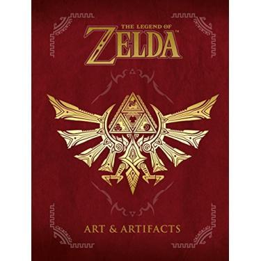 The Legend Of Zelda - Art & Artifacts - Nintendo - 9781506703350