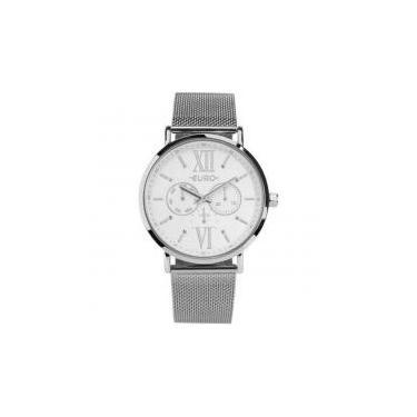 81cdfdbd70623 Relógio de Pulso Euro   Joalheria   Comparar preço de Relógio de ...