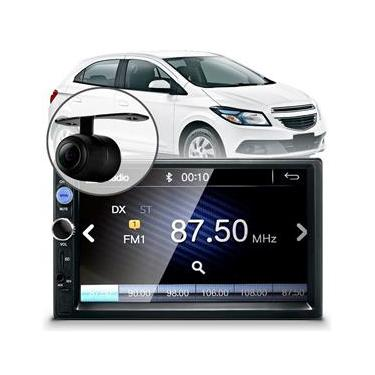Central Multimídia Mp5 Ônix Joy Bluetooth Câmera Espelhamento Multimídia