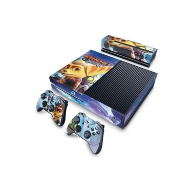 Skin Adesivo para Xbox One Fat - Ratchet And Clank