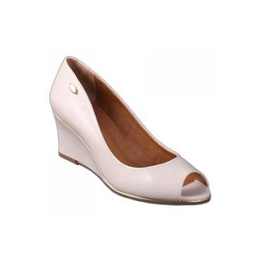 Sapato Peep Toe Luz da Lua Saara S43403V19