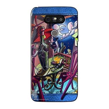 Capa Personalizada para LG G5/G5 SE Luar - DE15